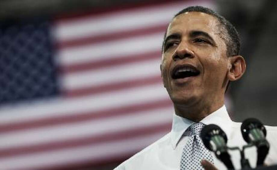 President Obama will speak Thursday on immigration reform. Photo: AFP/Getty Images / 2012 AFP