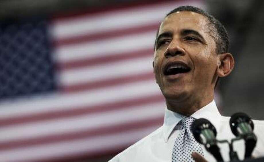 President Obama will speak Thursday on immigration reform. Photo: AFP/Getty Images / 2012 AFP