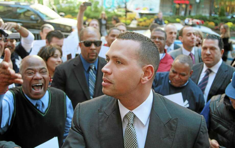 A source told the AP that players wanted to kick New York Yankees third baseman Alex Rodriguez out of their union after he sued it last week. Photo: David Karp — The Associated Press  / FR50733 AP