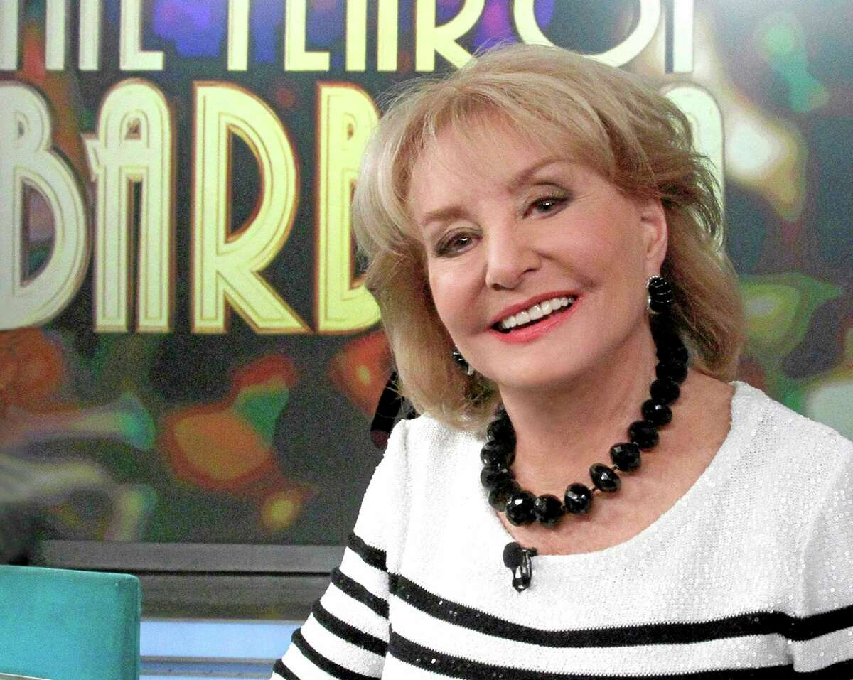 "On Friday, May 16, 2014, capping a spectacular half-century run she began as the so-called ""Today"" Girl, Barbara Walters will exit ABC's ""The View."" Behind the scenes she will remain as an executive producer of the New York-based talk show she created 17 years ago, and make ABC News appearances as events warrant and stories catch her interest."