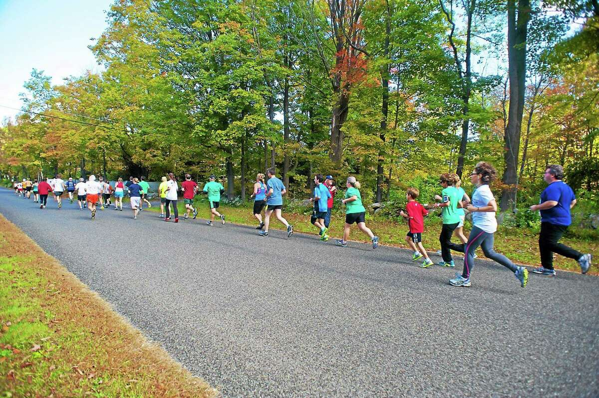 The Jazz Run was held last year for the first time.