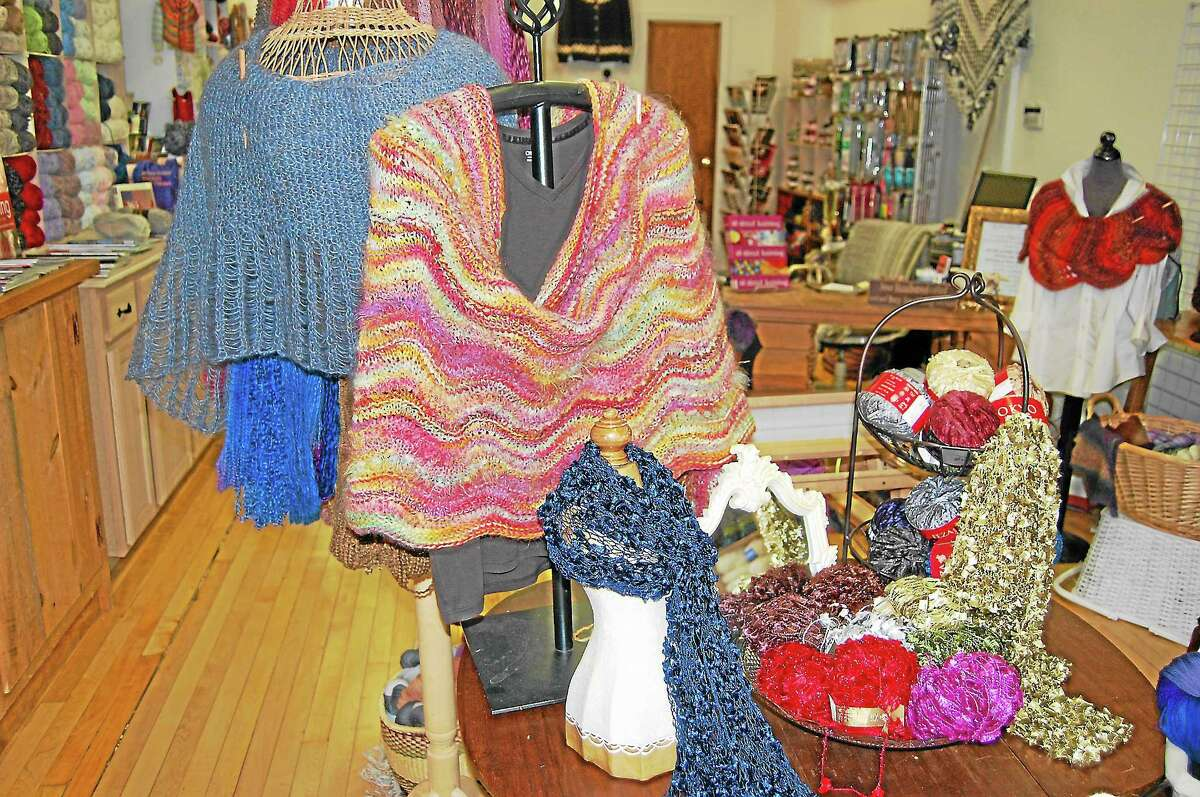 The inside of In Sheep's Clothing, 10 Water St., Torrington.