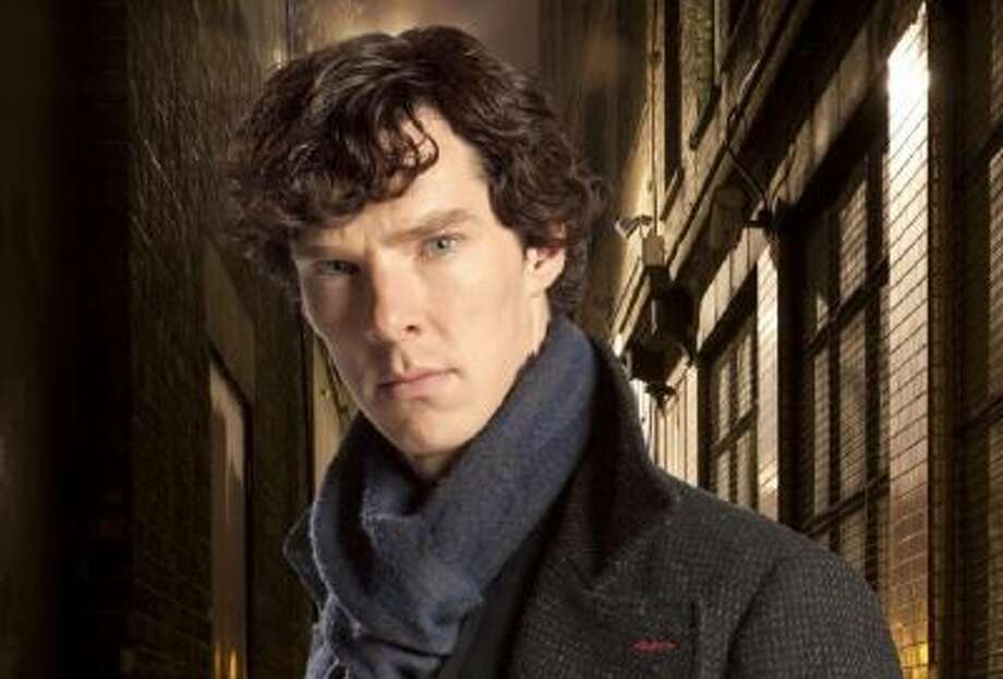 "Benedict Cumberbatch stars as the title character on ""Sherlock."""