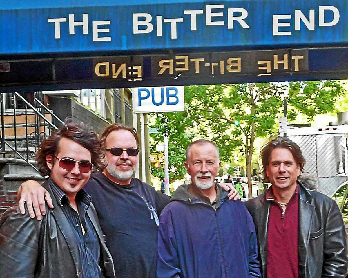 Photo courtesy of The Bitter End Ken Morr and The Bitter End are joining other musicians for Coe Park Unplugged Sept. 20 in Torrington.