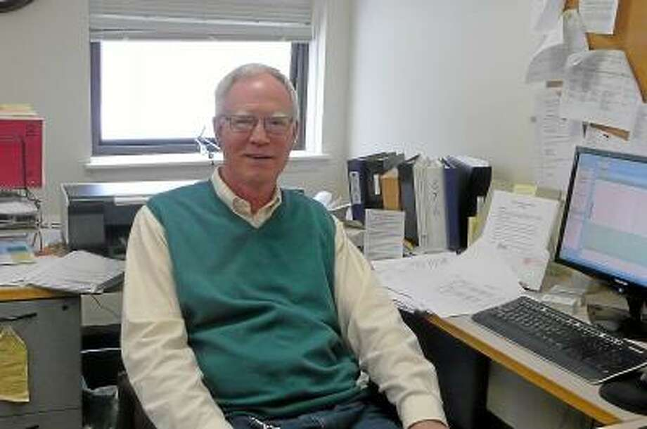 Kate Hartman/Register Citizen. Jim Rokos will retire as Director of Health at the end of June.