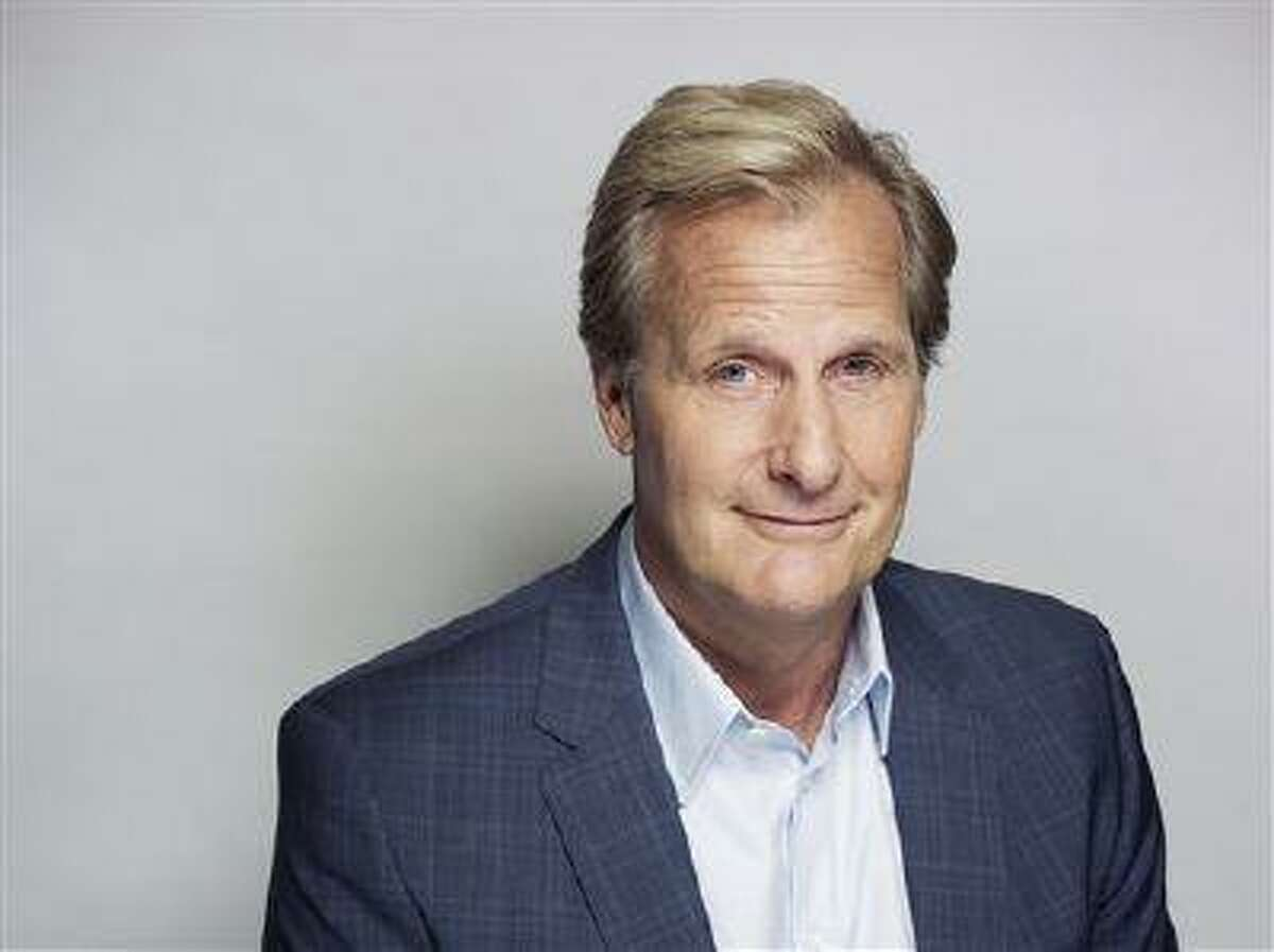 Actor Jeff Daniels poses for a portrait, on Wednesday, June 19, 2013 in New York. Daniels says he will co-star with Jim Carrey in a sequel to the film