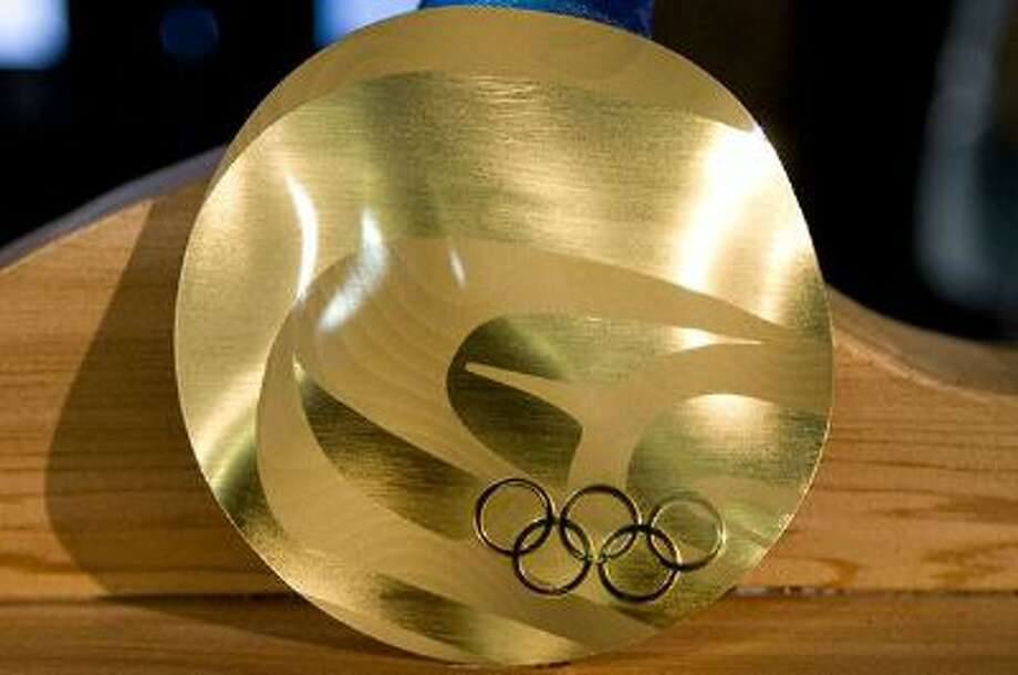 This is the medal Olympians will be pursuing in Sochi, Russia.