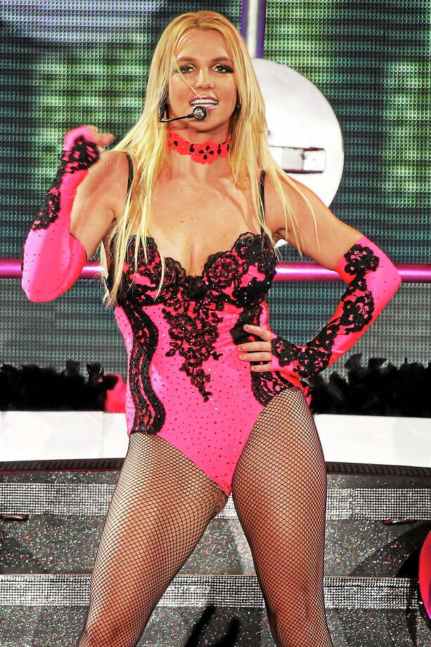 Britney Spears Photo: AP / ONLINE_YES