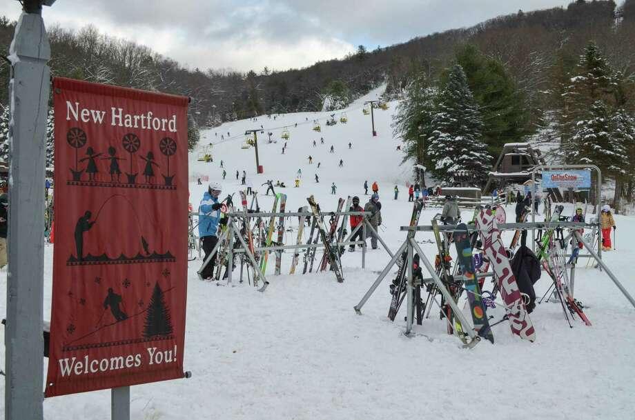 Ski Sundown in New Hartford. Photo: The Register Citizen File Photo