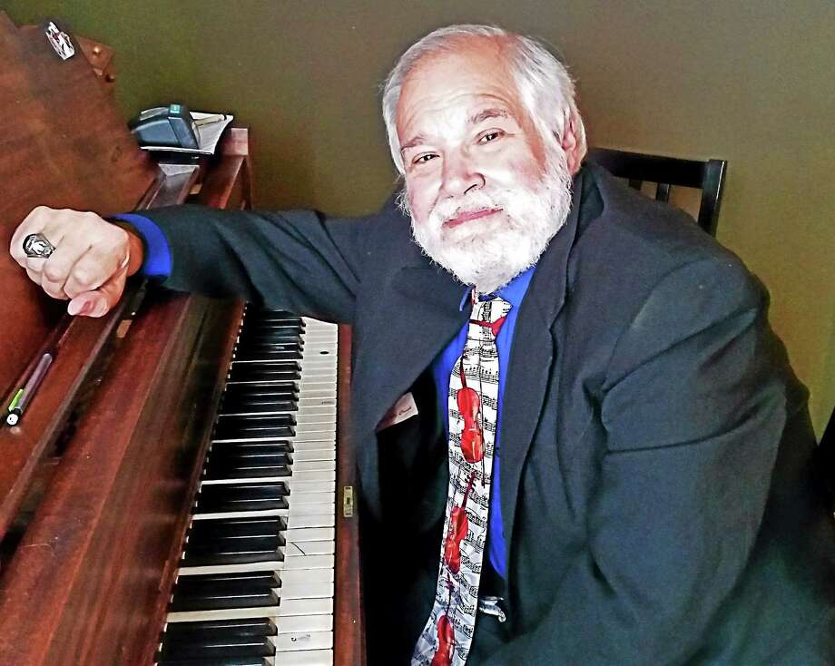 Matt Valenti, who retired from Torrington public schools as a music teacher in June, will perform a special benefit piano concert on Saturday, Sept. 13 at Center Congregational Church. Photo: Contributed Photo