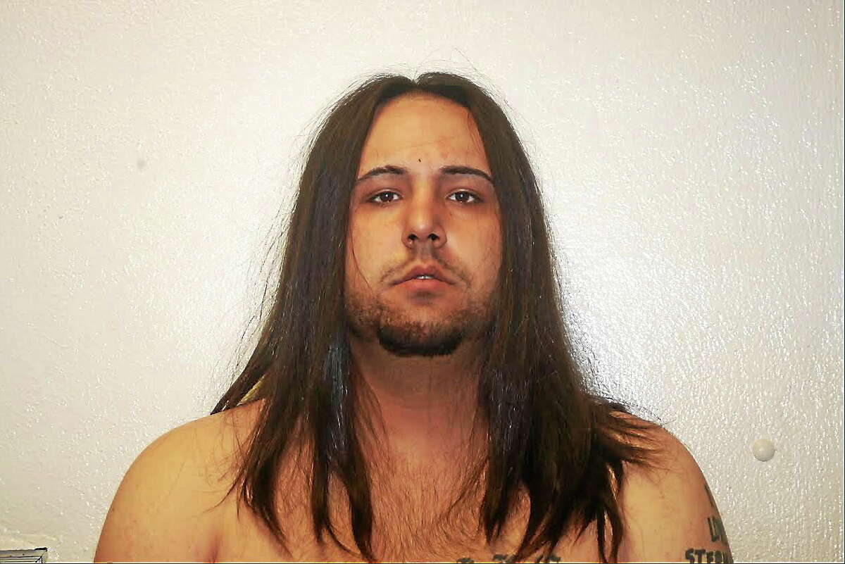 Weston Parent, 23, of Winsted, is accused of stabbing a man several times with a large kitchen knife on Friday, May 9.