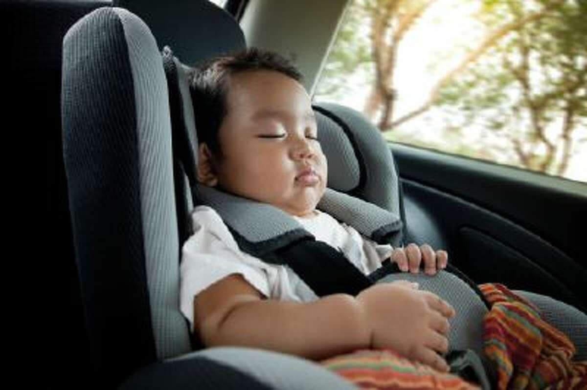 The angst surrounding car seats does not end with installation - which you've probably done incorrectly - pretty much everything is confusing about them.