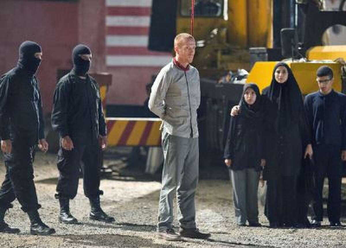 Damian Lewis as Nicholas Brody in 'Homeland.'
