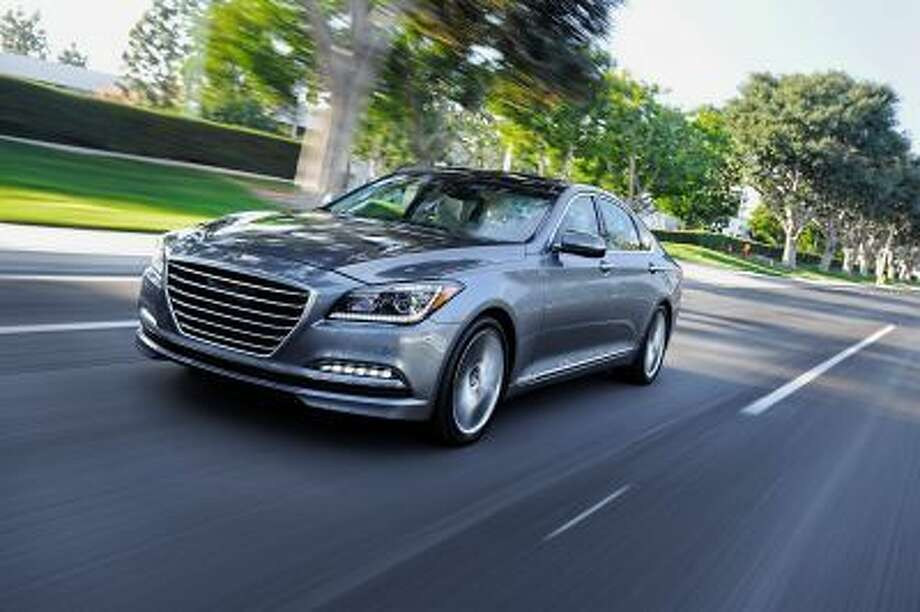 Though prices have yet to be announced, the second-generation Hyundai Genesis luxury sedan is expected to be priced under $40,000 in the US.