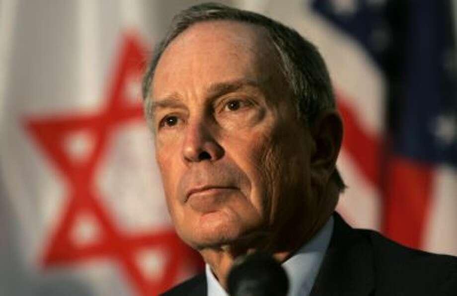 Michael Bloomberg. Photo: AP / AP