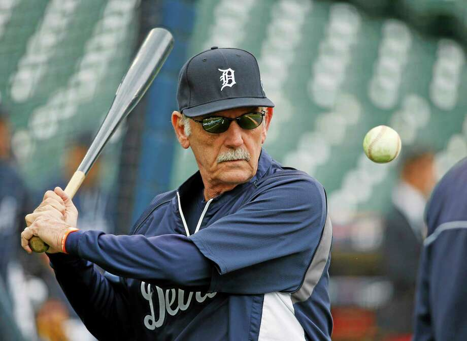 Detroit Tigers manager Jim Leyland stepped down on Monday. Photo: Paul Sancya — The Associated Press  / AP