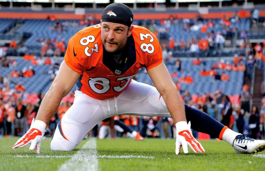 Denver Broncos wide receiver Wes Welker has been suspended for four games by the NFL. Photo: Jack Dempsey — The Associated Press  / FR42408 AP