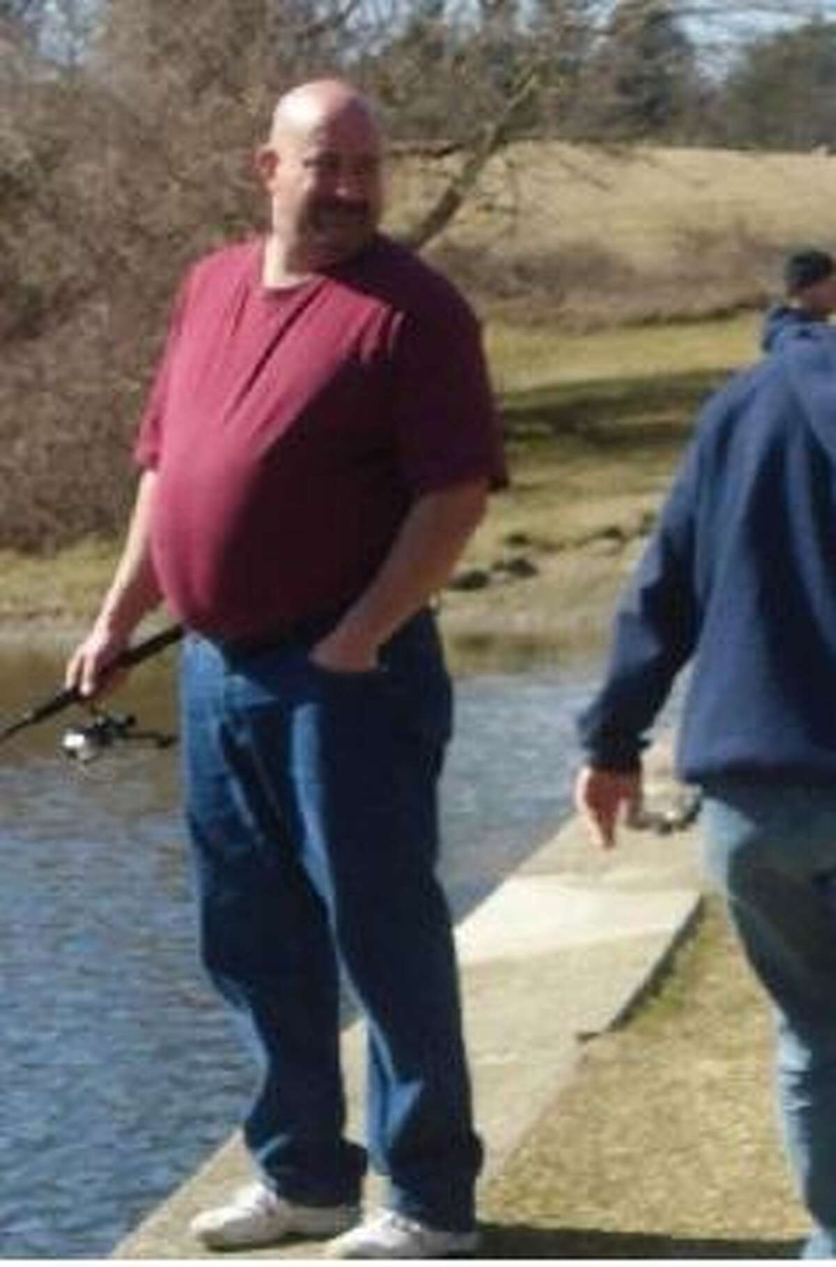 Torrington police are looking to find John Ferentheil, 46, who was last seen Feb. 1, 2013.