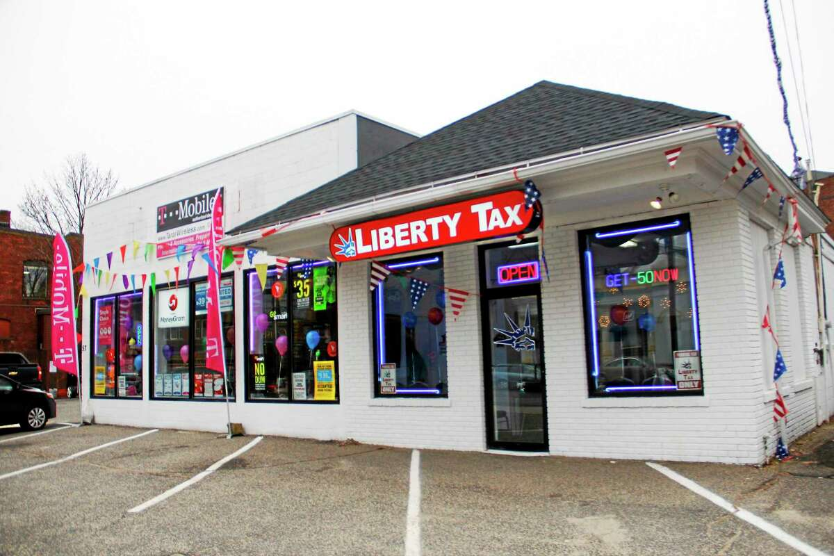 Tarrar Wireless and Liberty Tax held a joint grand opening in Torrington Thursday. The businesses are located at 57 East Main St.