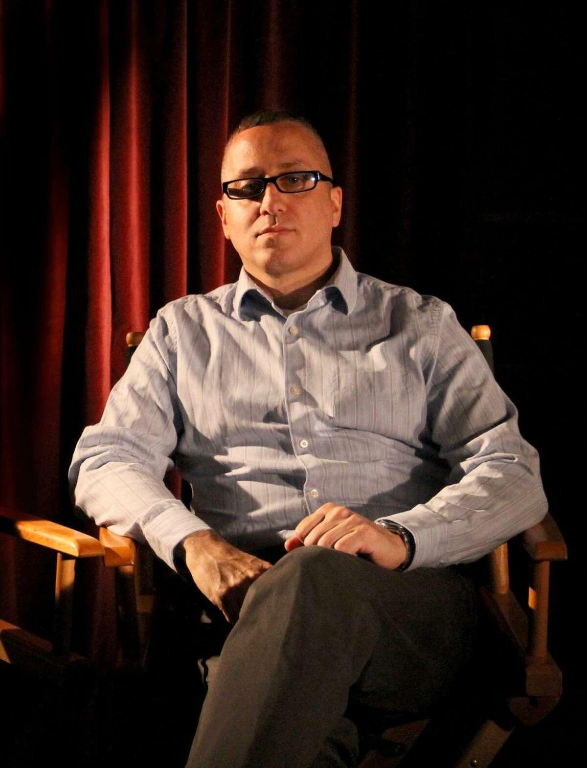 "Paul Brighton, maker of the film ""Brilliant Mistakes"""