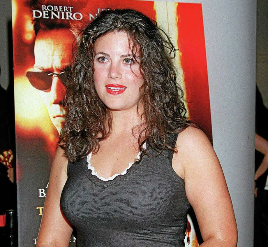 """In this July 11, 2001, file photo, Monica Lewinsky arrives for a special screening of """"The Score"""" in New York. Photo: (Darla Khazei — The Associated Press) / AP"""