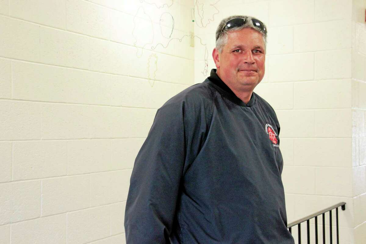 Dave Rogers, Litchfield's new fire marshal.