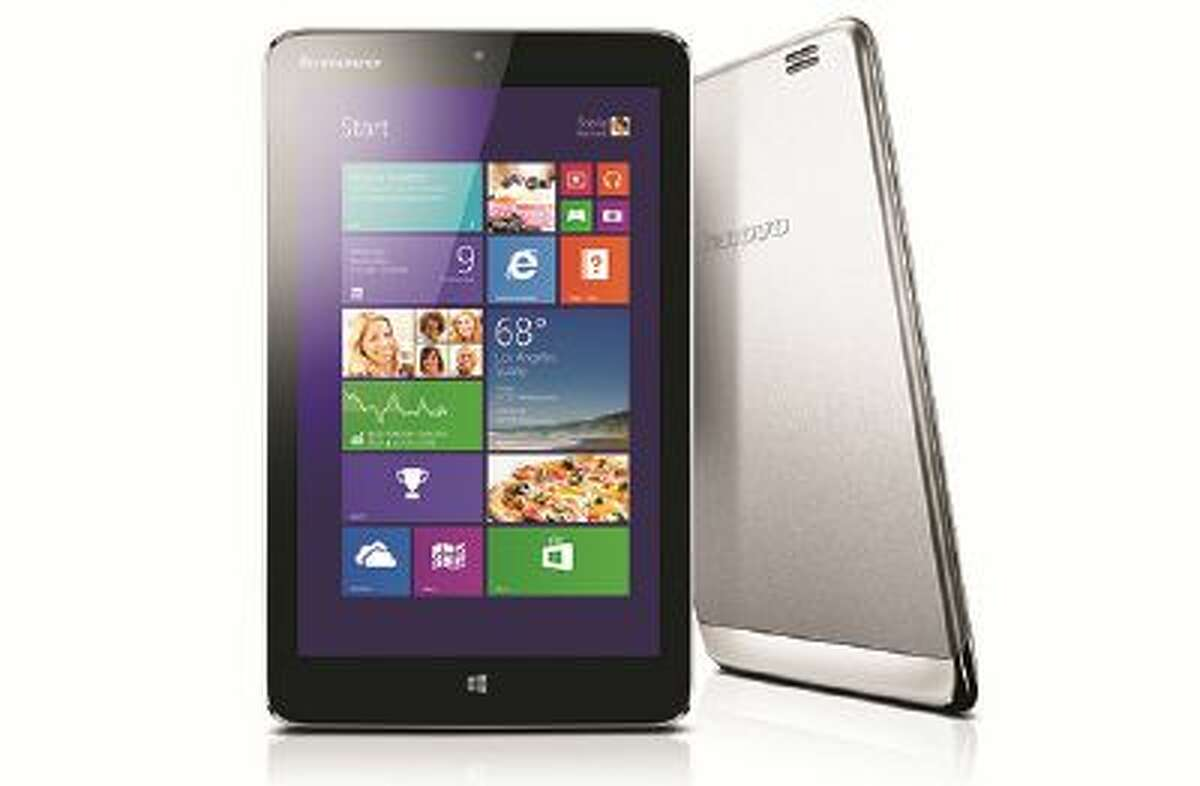As well as Windows 8.1, the device comes with Office pre-installed.
