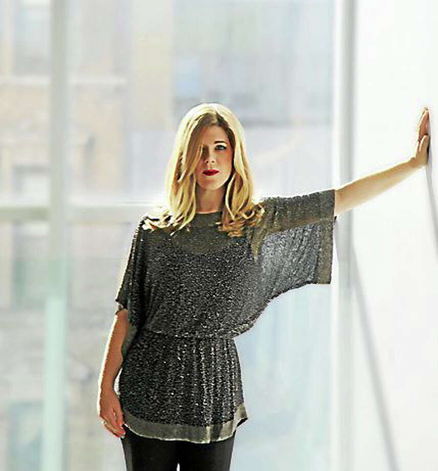 Submitted photo- Dar Williams Singer Dar Williams is bringing her show to Infinity Music Hall in Norfolk. Photo: Journal Register Co.