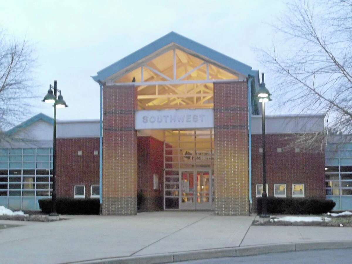 Torrington's Southwest Elementary School.