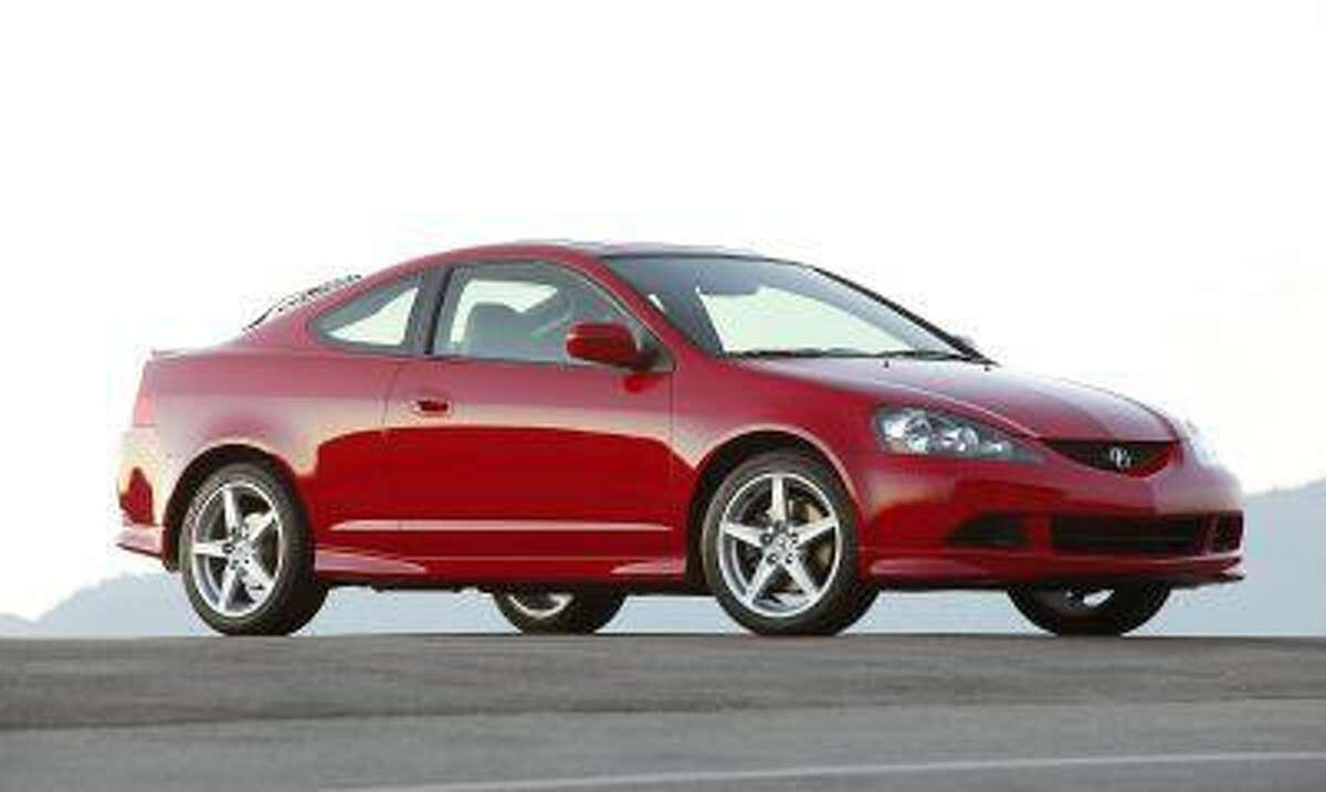 This undated publicity photo provided by Honda shows the 2006 Acura RSX Type-S. (AP Photo/Honda)