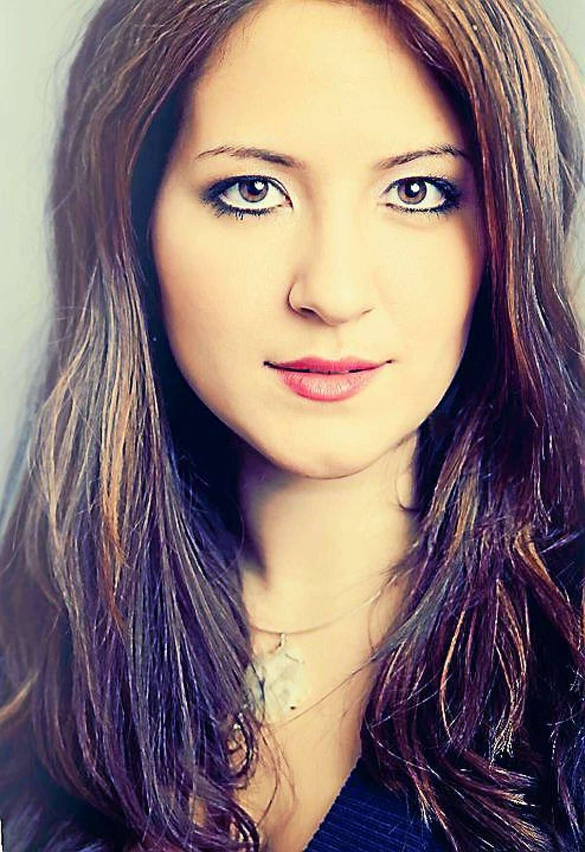 Submitted photo Singer Nicole Zuraitis performs Nov. 7 at the Palace Theater's Polic Club in Waterbury.