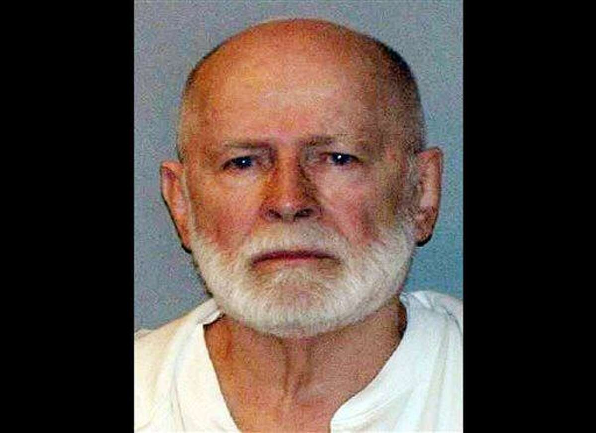 """This June 23, 2011 booking photo provided by the U.S. Marshals Service shows James """"Whitey"""" Bulger, one of the FBI's Ten Most Wanted fugitives, captured in Santa Monica, Calif., after 16 years on the run. Opening arguments in Bulger's trial begin Wednesday, June 12, 2013 in federal court in Boston. (AP Photo/ U.S. Marshals Service, File)"""