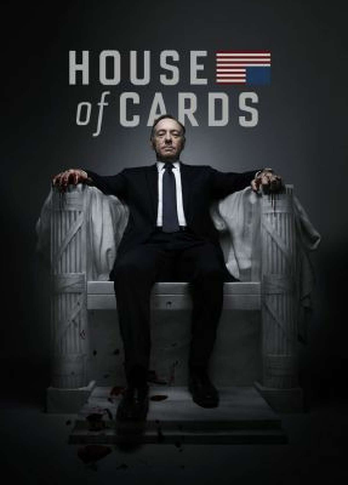 """Following its first season, """"House of Cards"""" was a nominee for four Golden Globe Awards."""
