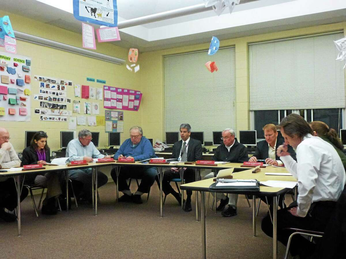 Moving a Spanish position at the elementary school to the high school was one sticking points during a special budget meeting of the Region 6 Board of Education Monday night, where Superintendent Edward Drapp's recommended spending plan was well-received.