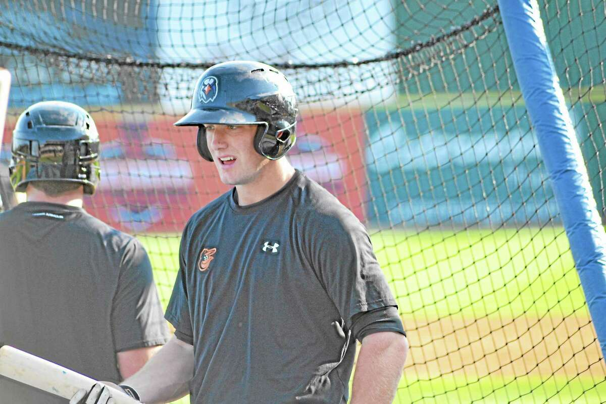 Conor Bierfeldt graduated Torrington in 2009 and after a very successful career at Western Connecticut State University he was drafted by the Baltimore Orioles this past summer.