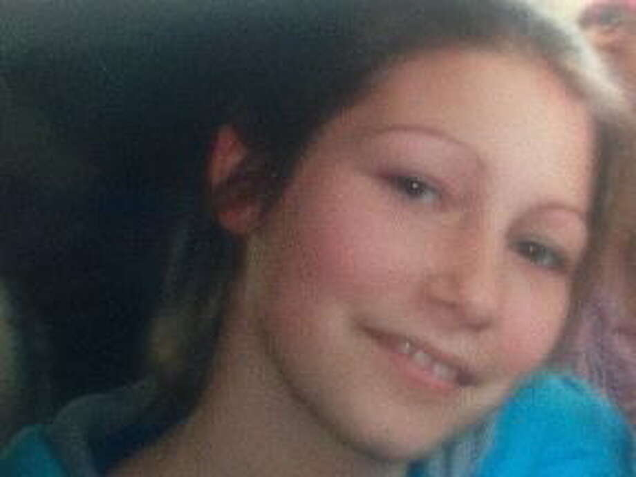 Kasandra Gagnon, 15, of Colebrook was reported missing Jan. 10, 2014. Photo: Contributed Photo — State Police