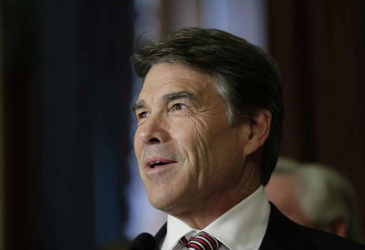 Gov. Rick Perry. (AP Photo/Eric Gay)