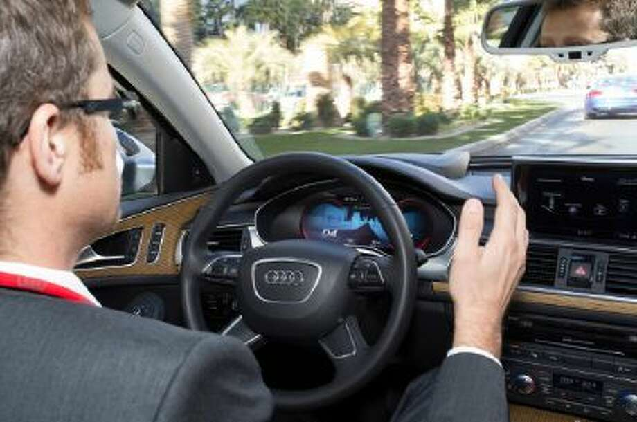 Audi is already at the forefront of active driver assistance and autonomous driving technology.