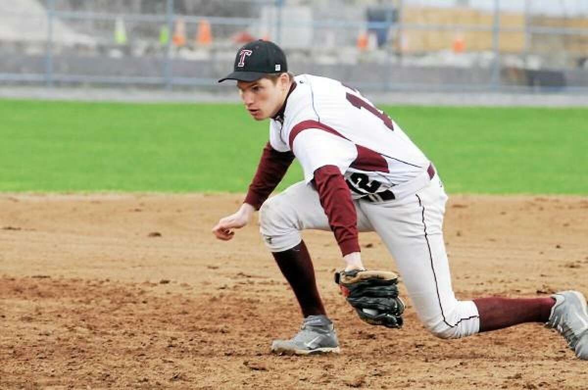 Marianne Killackey/Special to the Register Citizen Pat Baker will be playing for the Torrington team this summer.