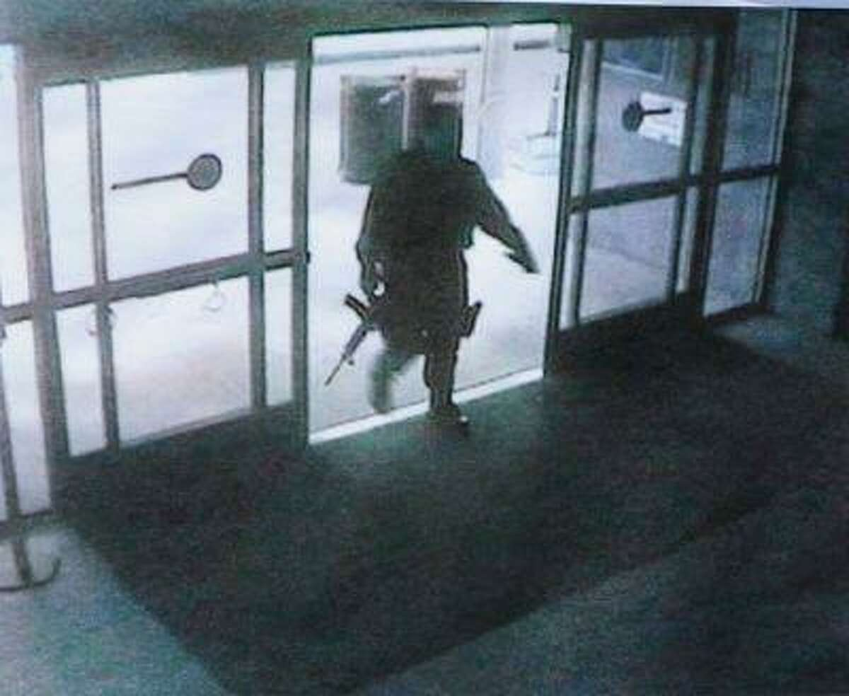 Surveillance photo of the the suspect in the Santa Monica shooting, who is believed to be John Zawahri (Santa Monica Police Department)