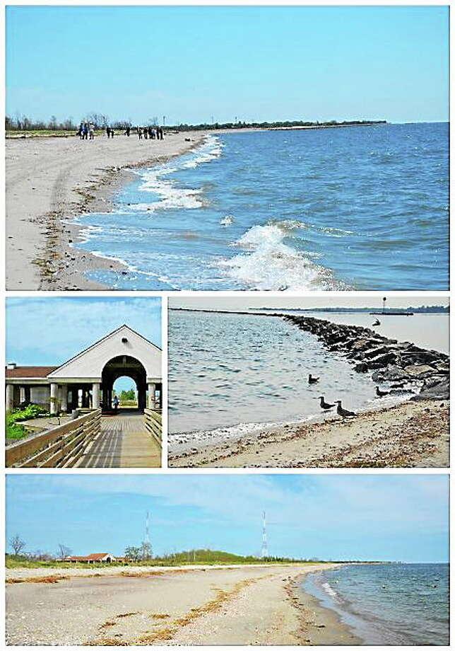 Scenes from Pleasure Beach Photo: City Of Bridgeport Website