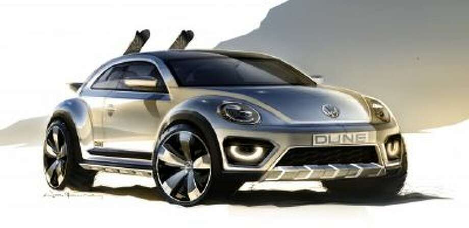 The Beetle Dune Concept could go from concept to production.