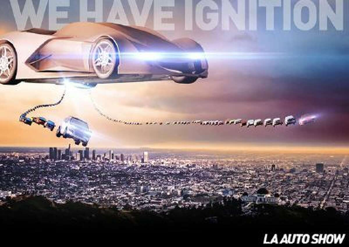 The LA Auto Show is taking place from November 22 to December 1. (Photo courtesy of Los Angeles Auto Show)