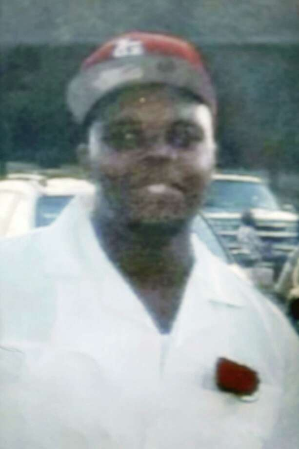 FILE - This undated file photo provided by the Brown family is Michael Brown, 18, who was shot and killed in a confrontation with a white police officer in Ferguson, Mo., on Aug. 9, 2014. (AP Photo/Brown Family, File) Photo: AP / Brown Family