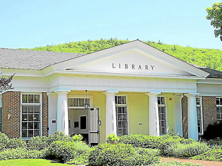 The Licia & Mason Beekley Community Library, located in the center of New Hartford. Photo: Contributed Photo — BeekleyLibrary.org