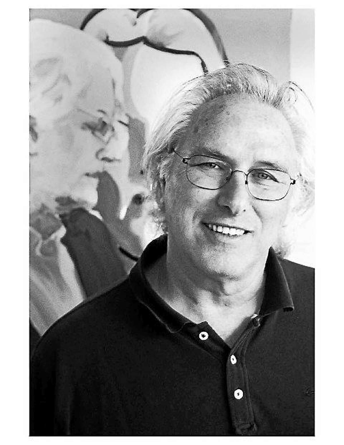 Photo courtesy of Five Points Gallery Five Points Gallery welcomes American painters Eric Fischl and Robert Berlind for a gallery talk Saturday, Nov. 1.