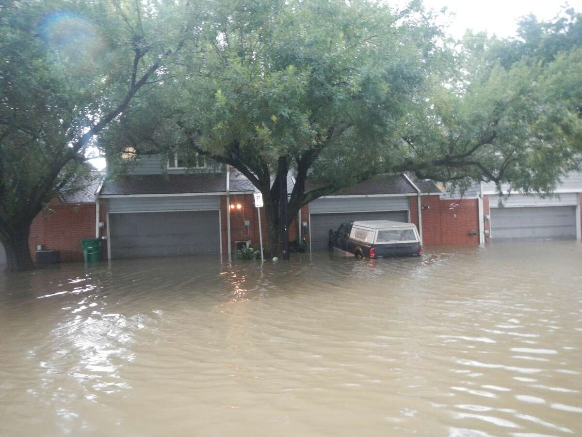 Readers submit photos of how Hurricane Harvey affected Houston on Aug.27, 2017.