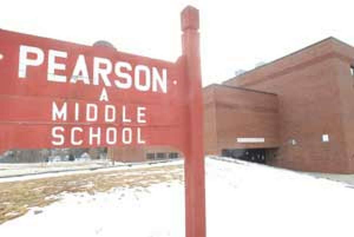 Pearson Middle School, Winsted. File photo.