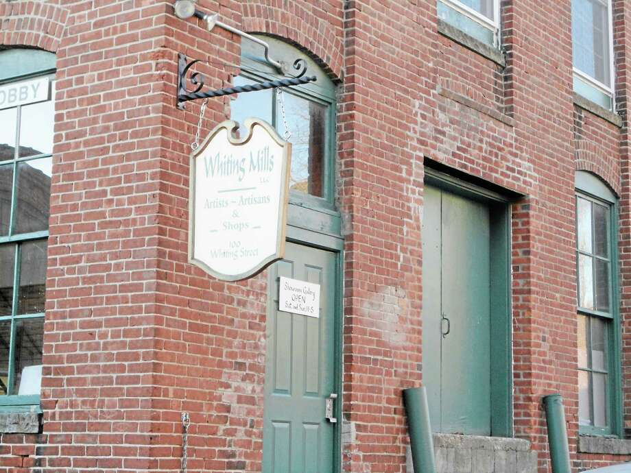 Whiting Mills Studios in Winsted. Photo: Register Citizen File Photo