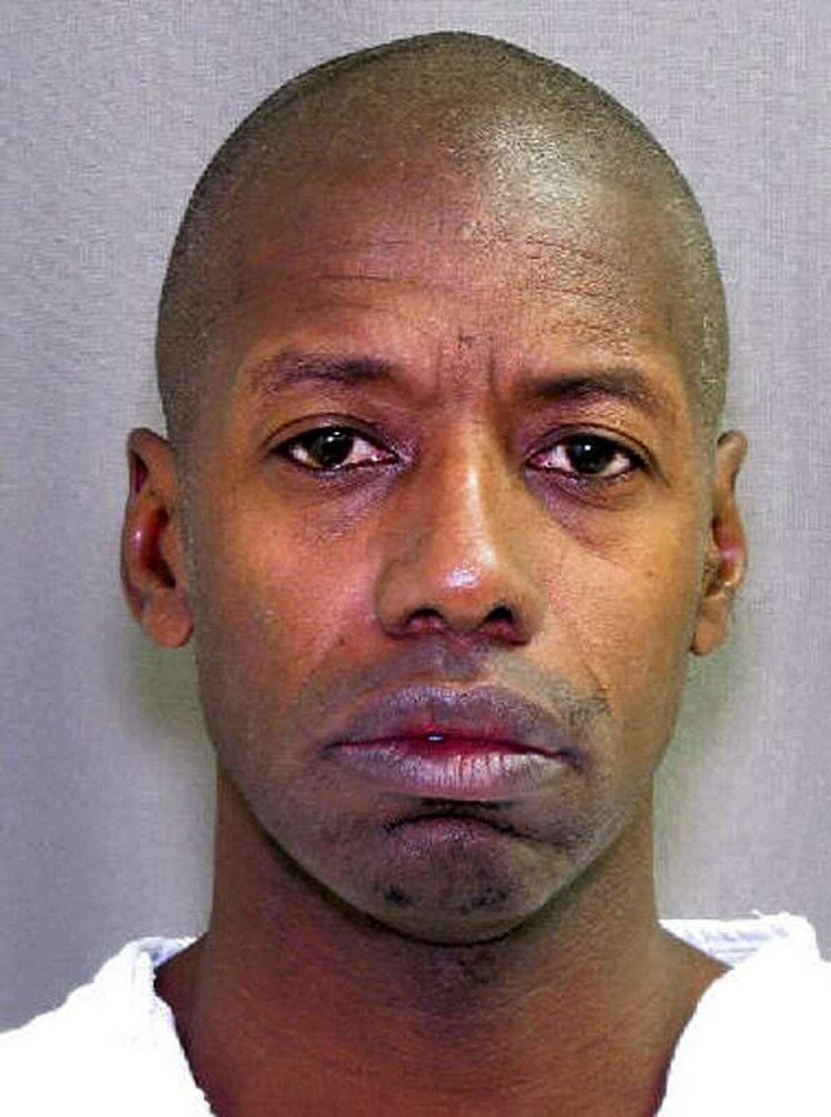 This undated handout photo provided by the Texas Department of Criminal Justice shows Darren Vann.